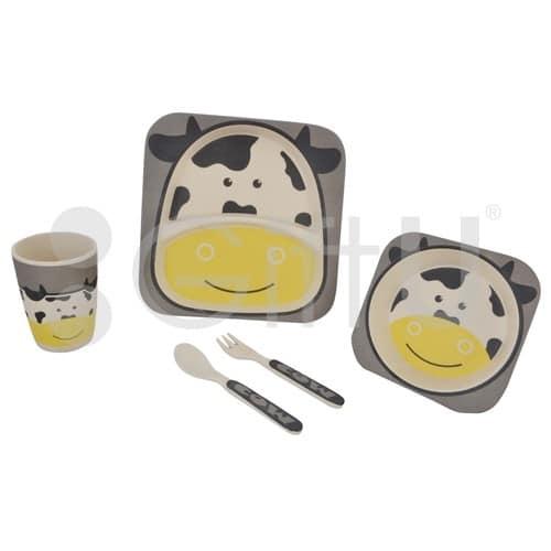 กล่องอาหาร Eco Friendly ของเด็ก