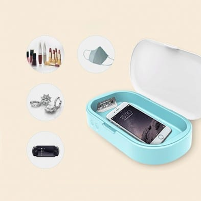 กล่อง UV ฆ่าเชื้อสกรีน