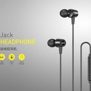 Awei Type-C Jack IN-EAR HEADPHONE TC-1
