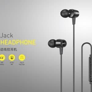 Awei Type-C Jack IN-EAR HEADPHONE TC-1