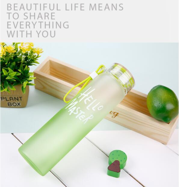 ECO Friendly ขวดน้ำ ขวดแก้ว