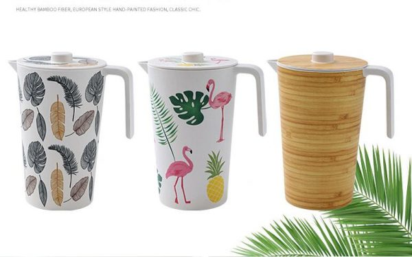 ECO Friendly แก้วกาแฟ ทำจากวัสดุธรรมชาติ